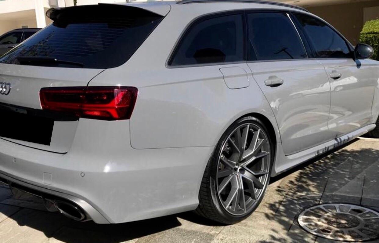 Exclusive Cars Nossos Carros Audi RS6 2018 Blindada 7412